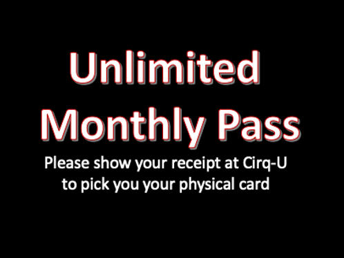 Unlimited Monthly Pass