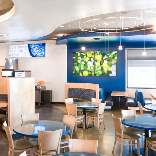 Blue Lemon Restaurant
