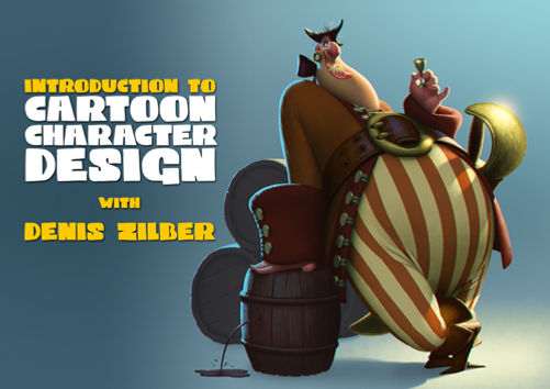 Introduction To Cartoon Character Design