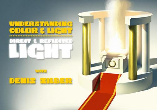 Understanding Color & Light III: Direct & Reflected Light