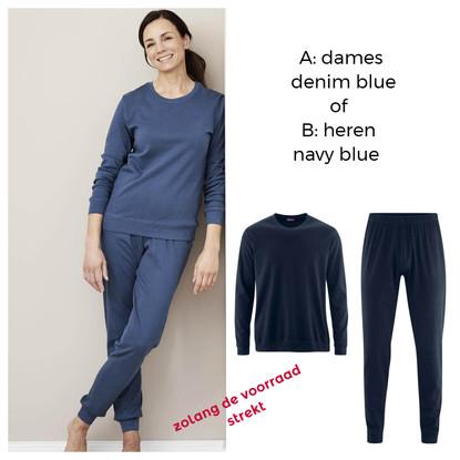 Pyjama Art.nr. A.5375 / B.5374