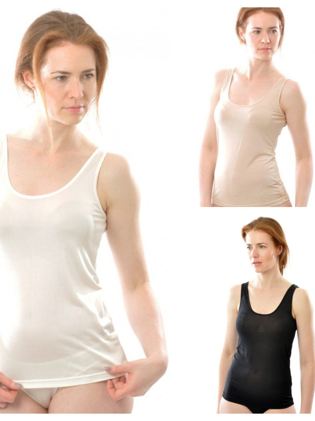 zijden hemd Art.nr. 9040