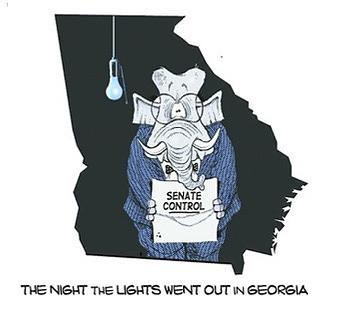 Georgia Runoff Election - First Hand Account