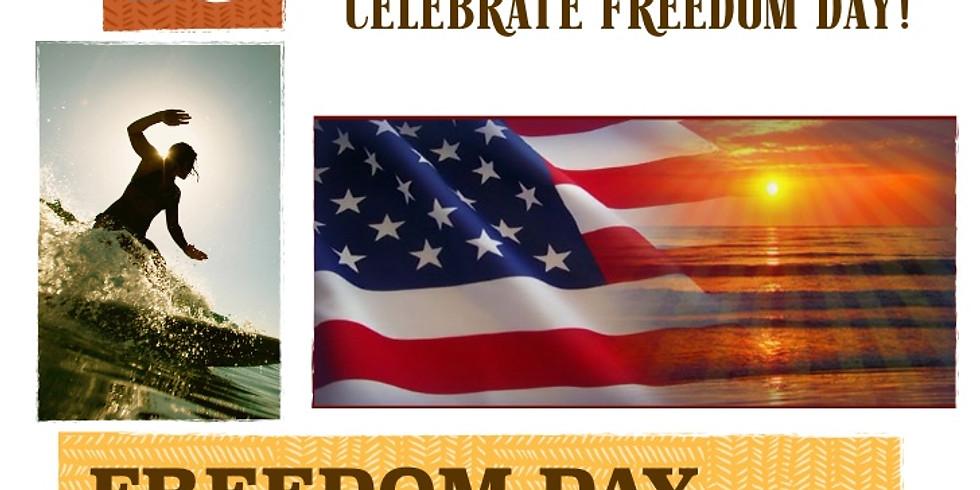 FREEDOM DAY FRWF SOCIAL