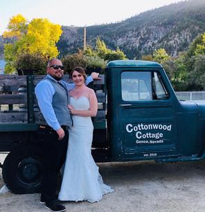Cottonwood Cottage Wedding Mojo Truck
