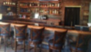 Cottonwood Cottage Rustic Bar