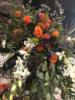 Candlelight & Roses Floral Design