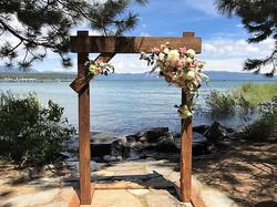 Full Arch at Lake Tahoe