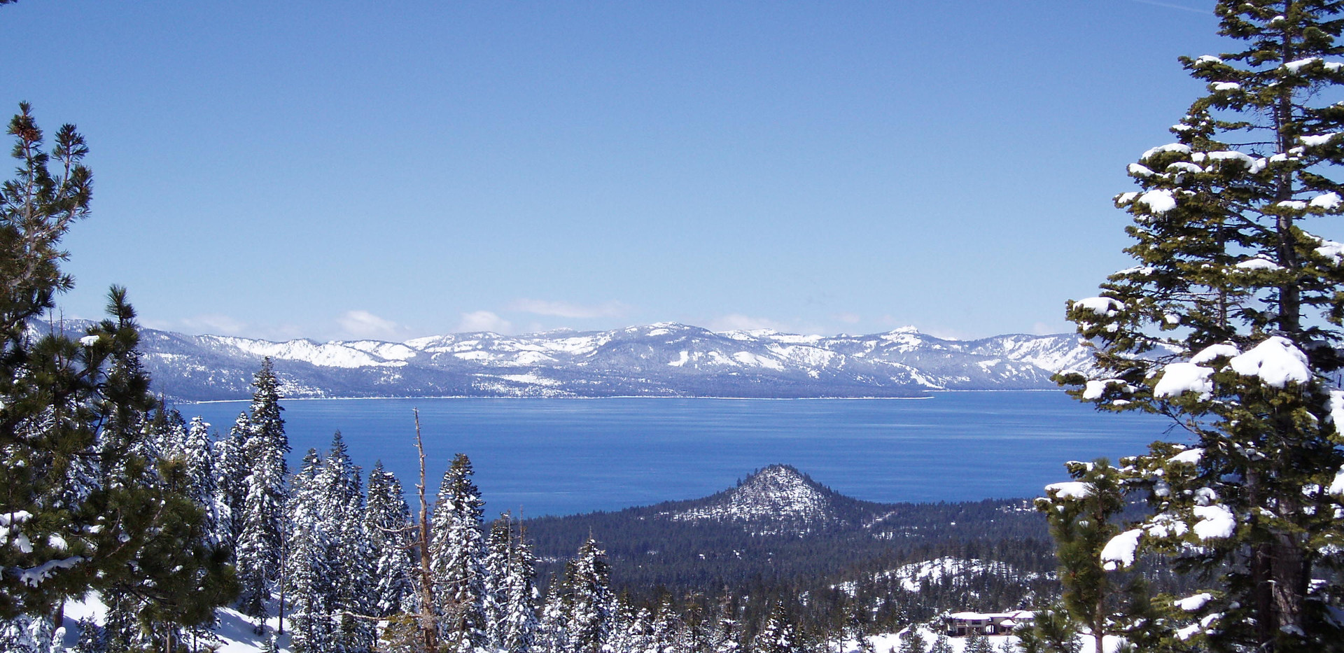 Lake Tahoe Views from 3 Floors