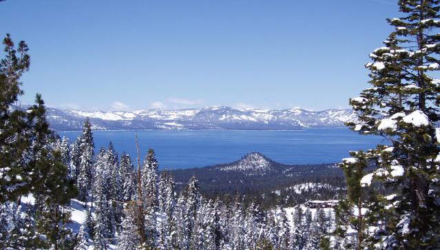 Lake Tahoe Views from 3 Floors