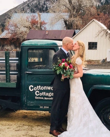 Cottonwood Cottage Weddgin