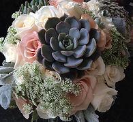 TOWN OF GENOA WEDDING FLOWER DESIGN
