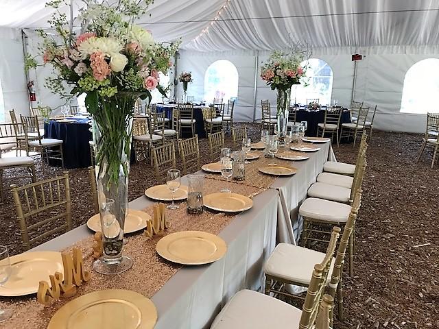 Extra Large Vase Head Table Multiple