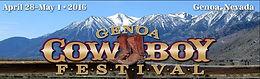COWBOY FESTIVAL TOWN OF GENOA EVENT