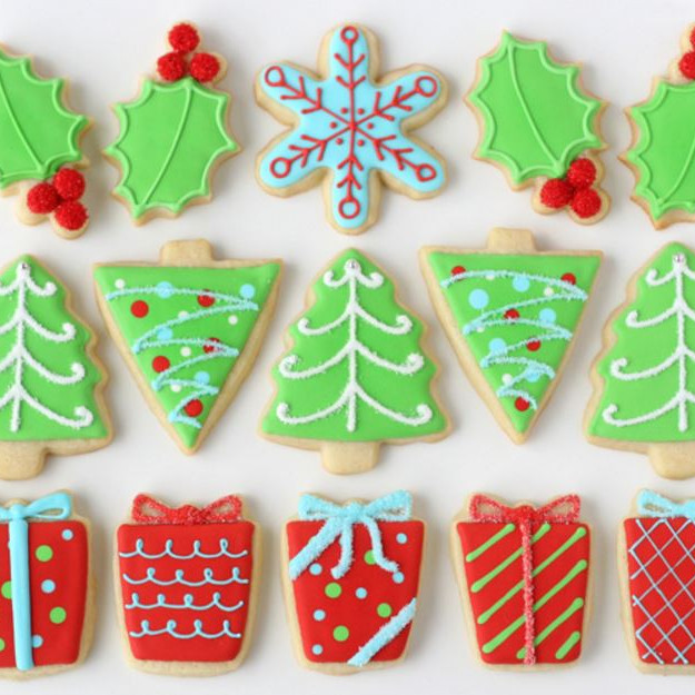 Cookie Decorating at Cottonwood Cottage