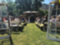 Cottonwood Cottage Rustic Wedding