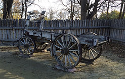 CARRIAGE WAGON TOWN OF GENOA HISTORY EVENT
