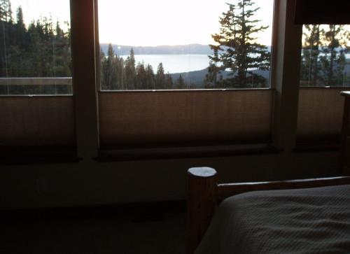 Master Bedroom Views of Lake Tahoe