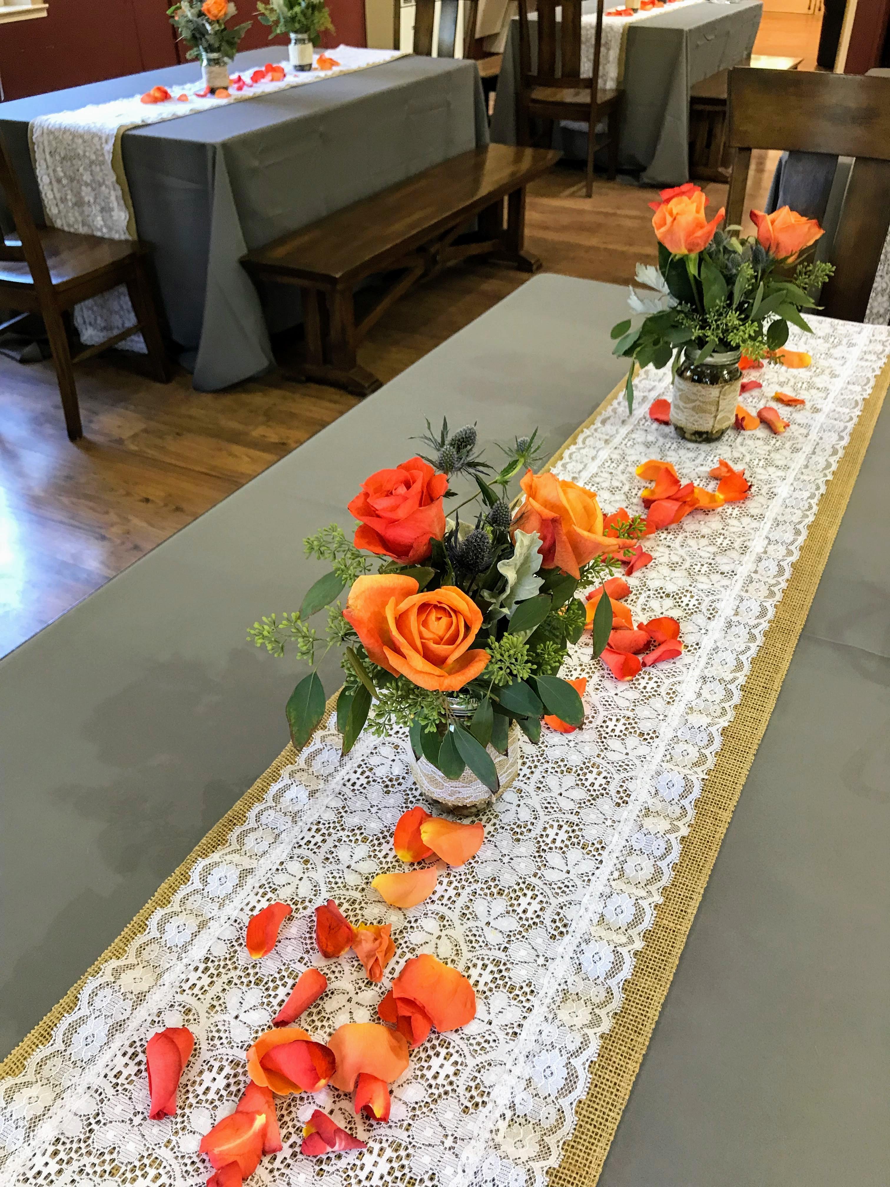 Table Centerpiece Design