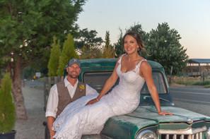 Cottonwood Cottage Wedding Genoa Nevada