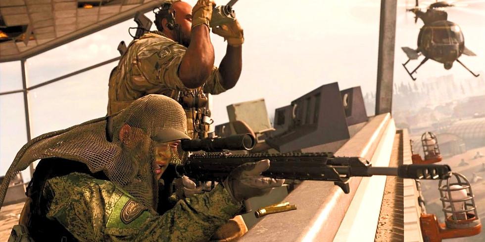 2 VS 2 Warzone Kill race