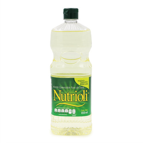 Aceite Nutrioli 850 ml