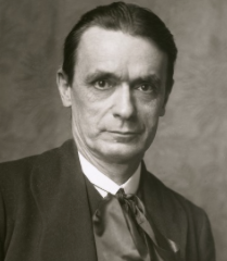 Rudolf Steiner joins the party.  Choices must be made.