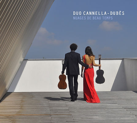 Duo Cannella Dubès Nausicaa Cannella Vincent Dubes