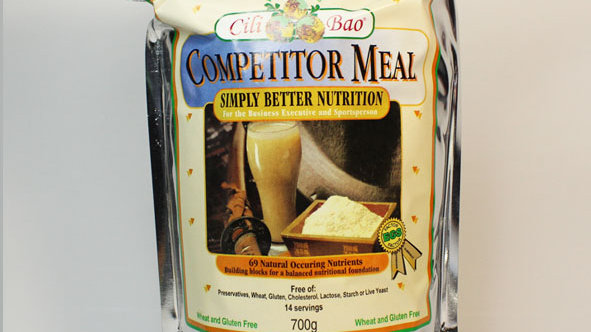 COMPETITOR MEAL