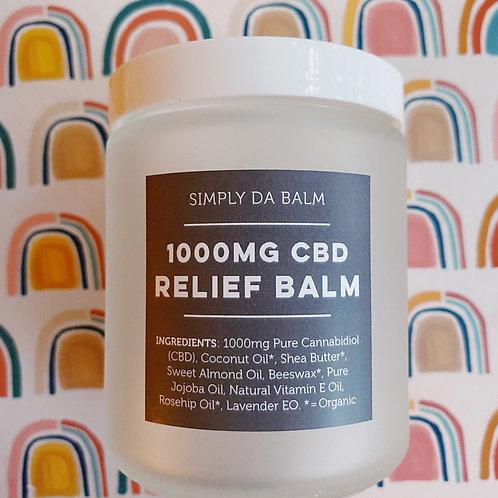 1000MG CBD Relief Balm