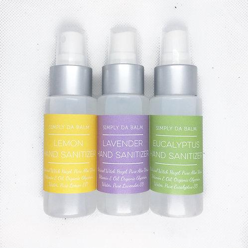 Hand Sanitizer Spray - All Natural