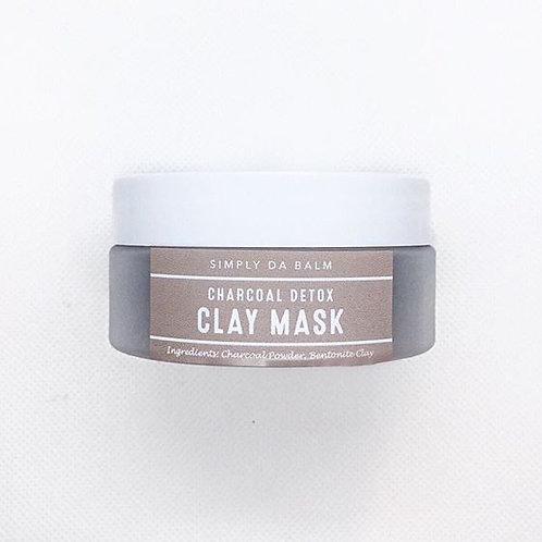 Charcoal Detox Clay Mask