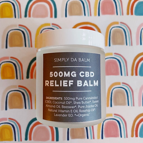 500MG CBD Relief Balm