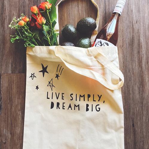 Tote Bag - Dream Big