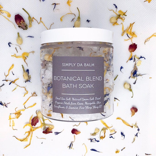 Botanical Blend Bath Soak