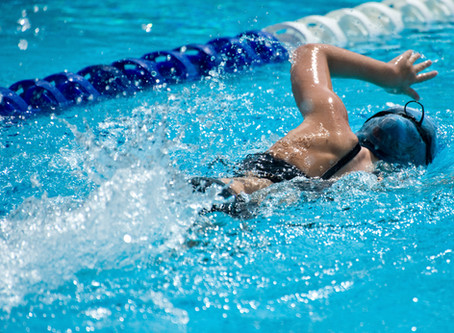 BodyZen's Top Tip for Swimming Faster and Longer