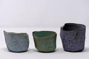 3 tasses texturées pastel E.BATTY.jpg