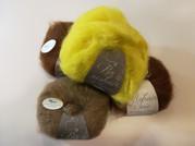 Pelotes de laine Pur Mohair et Mohair et Soie