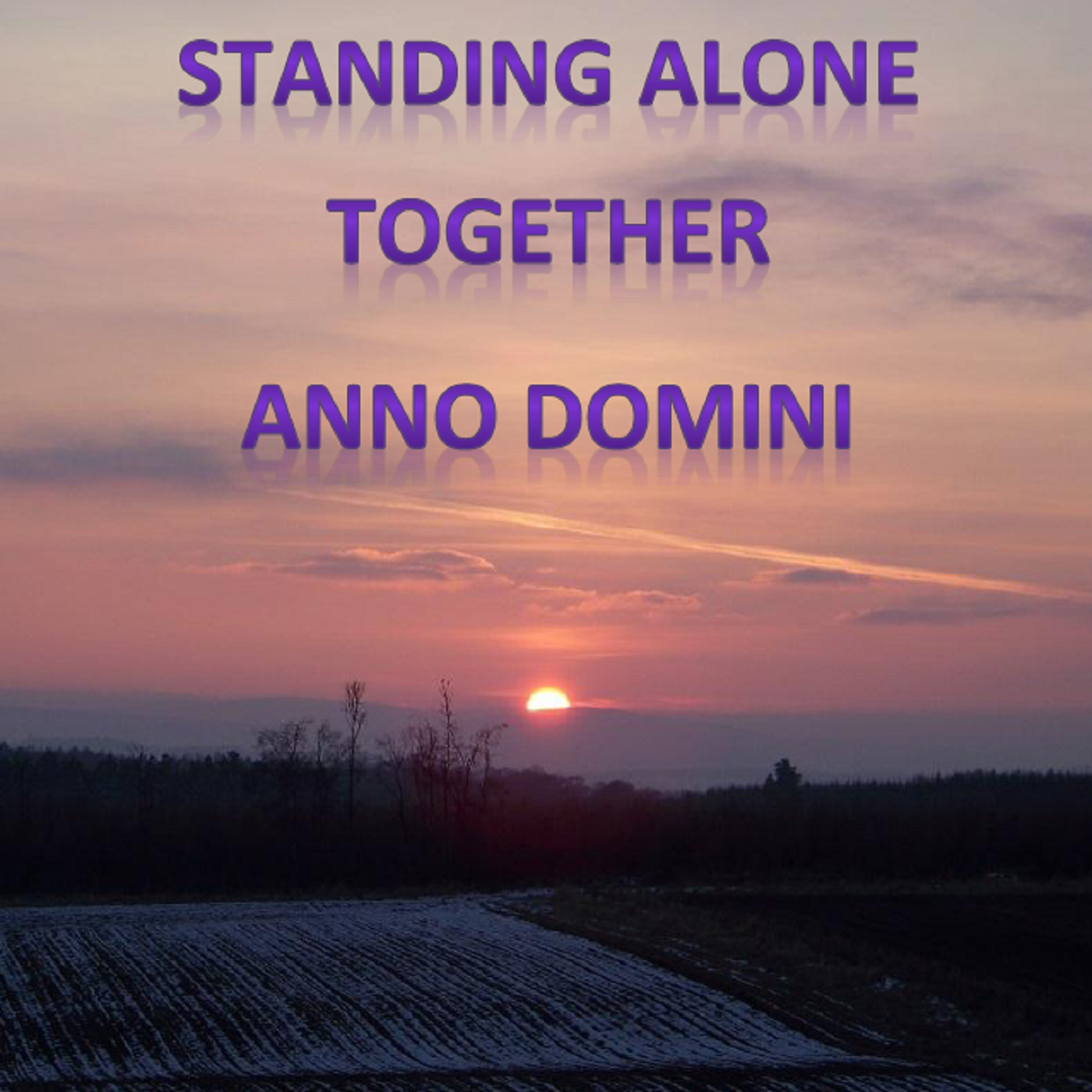 Standing Alone Together