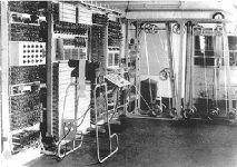 Colossus Bletchley Park Anno Domini Parallel