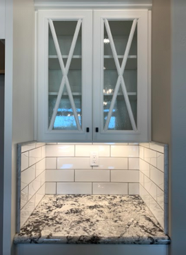 Cottage Style Glass Doors