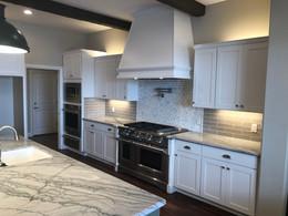 3355 Kitchen with custom range