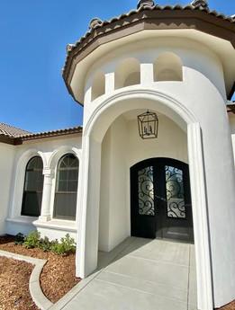 Spanish Revival Rotunda