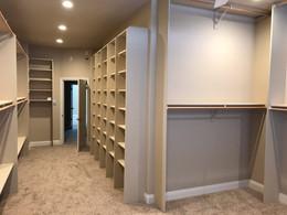 Flex Room Closet Expansion