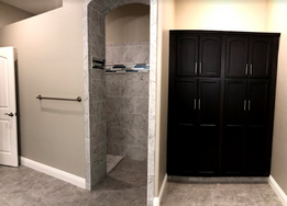 Master Bathroom Linens