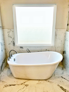 3009 Master Bath with Stand Alone Tub
