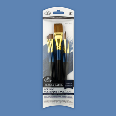 Black Label™ Brushes | Royal Brush