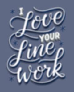 I love your linework.JPG
