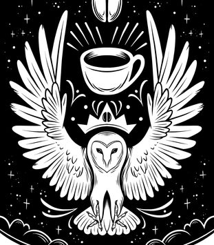 PACKAGING DESIGN | WHITE OWL COFFEE