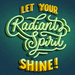 LET YOUR RADIANT SPIRIT SHINE! | YOGA PROMO